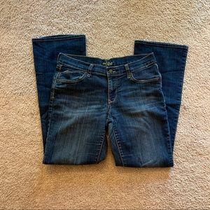"Old Navy ""The Flirt"" Jeans 4s"
